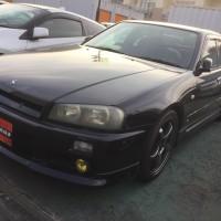 ニッサン スカイライン GT-V
