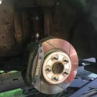 ニッサン スカイライン GT-T ER34 GTNET車検