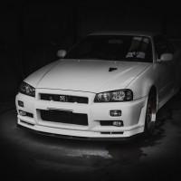 GTR34 GT-R34 nissan