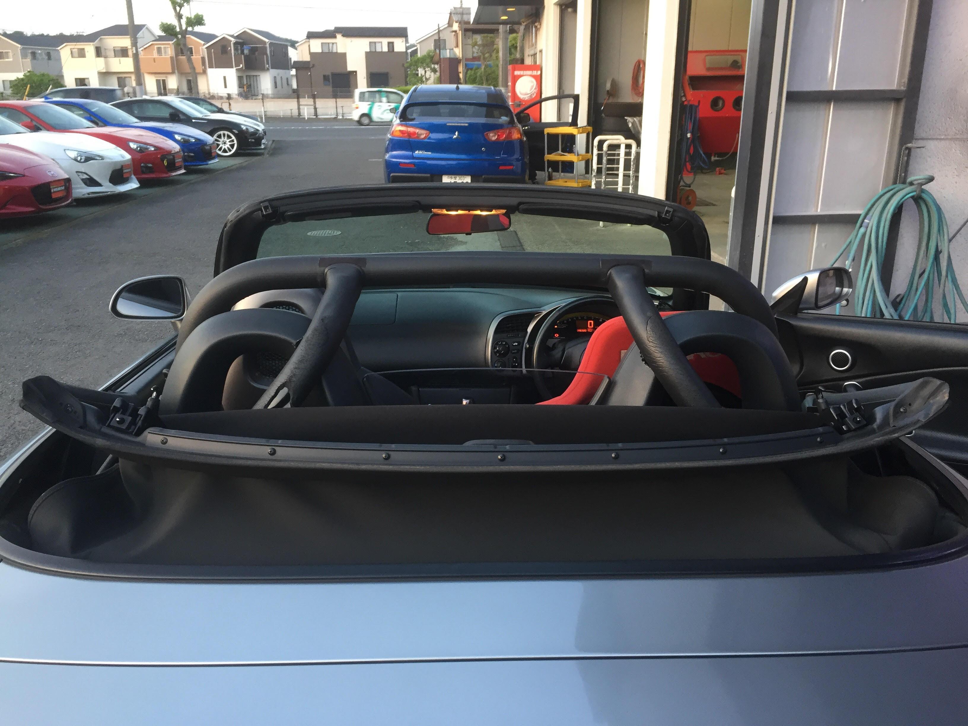 買取車 ホンダ S2000 AP1 ベースグレード
