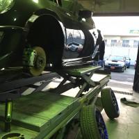 トヨタ 86 BRZ GTNET 納車点検