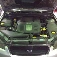 GTNET車検 スバル レガシィツーリングワゴン BP5