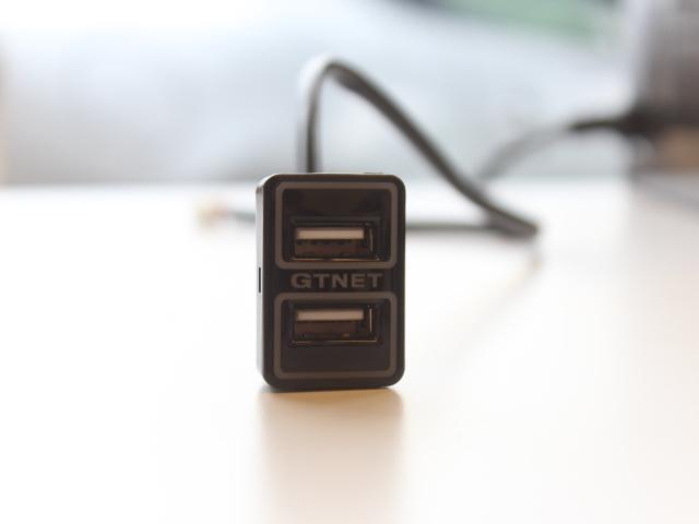 USBソケット GTNET 86 BRZ