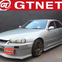 ER34 スカイライン GTNET